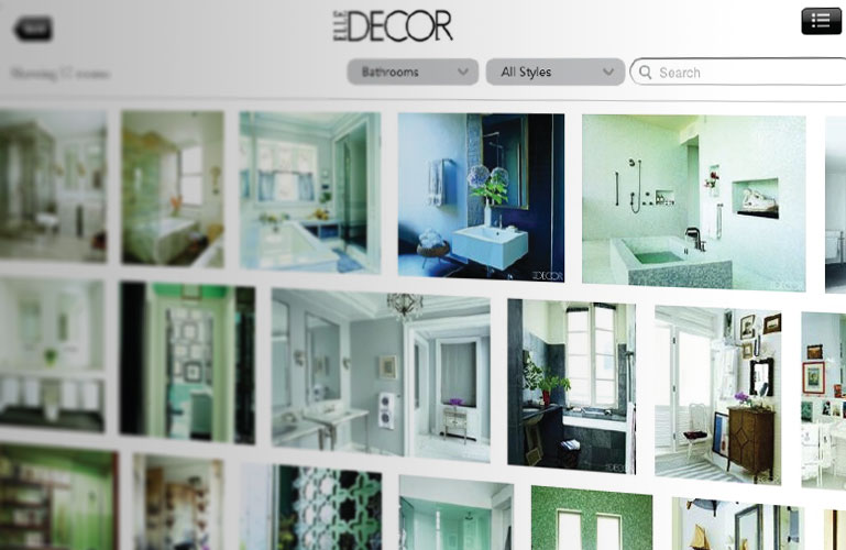elle decor lookbook d 233 cor lookbook application appnovation 10241