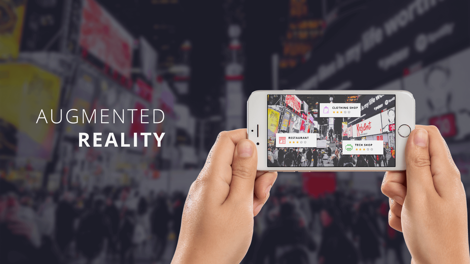 Augmented Reality: Investigation from the Perspective of a Mobile Developer | Appnovation