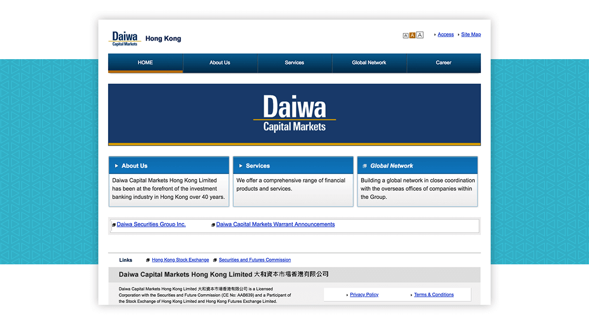 Daiwa Jira upgrade, Jira experts, Jira project