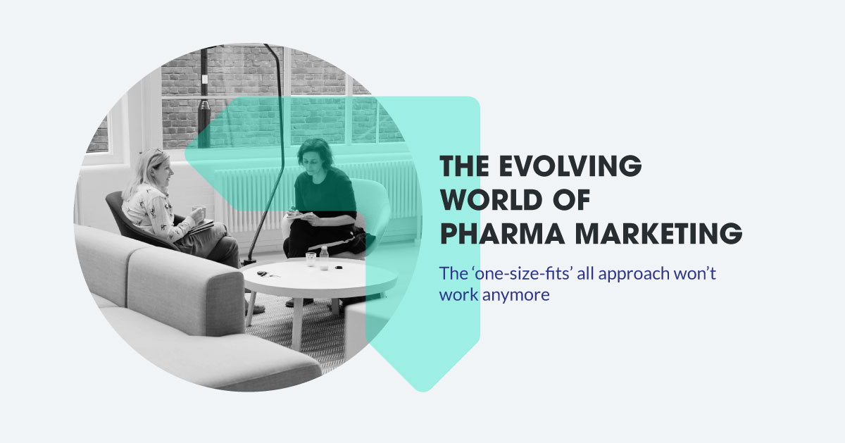 The Evolving World of Pharma Marketing
