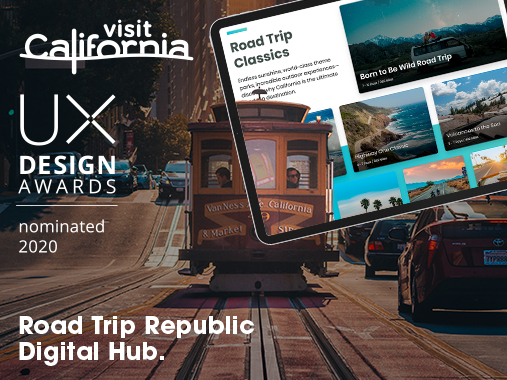 Appnovation shortlisted at global UX Design Awards