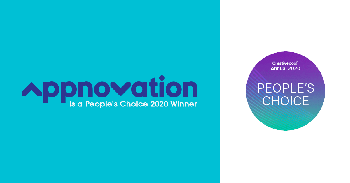 Appnovation Wins Awards from Creativepool and Canadian Marketing Association  in 2020 Awards Season