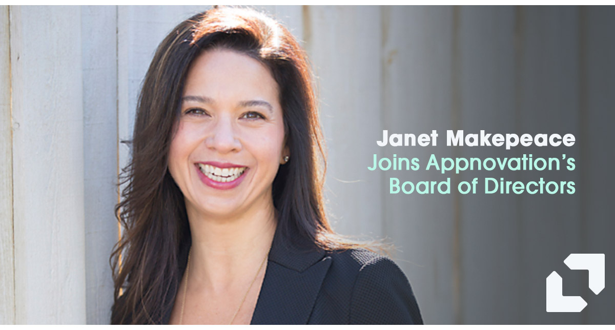 Janet Makepeace Joins Appnovation's Board of Directors
