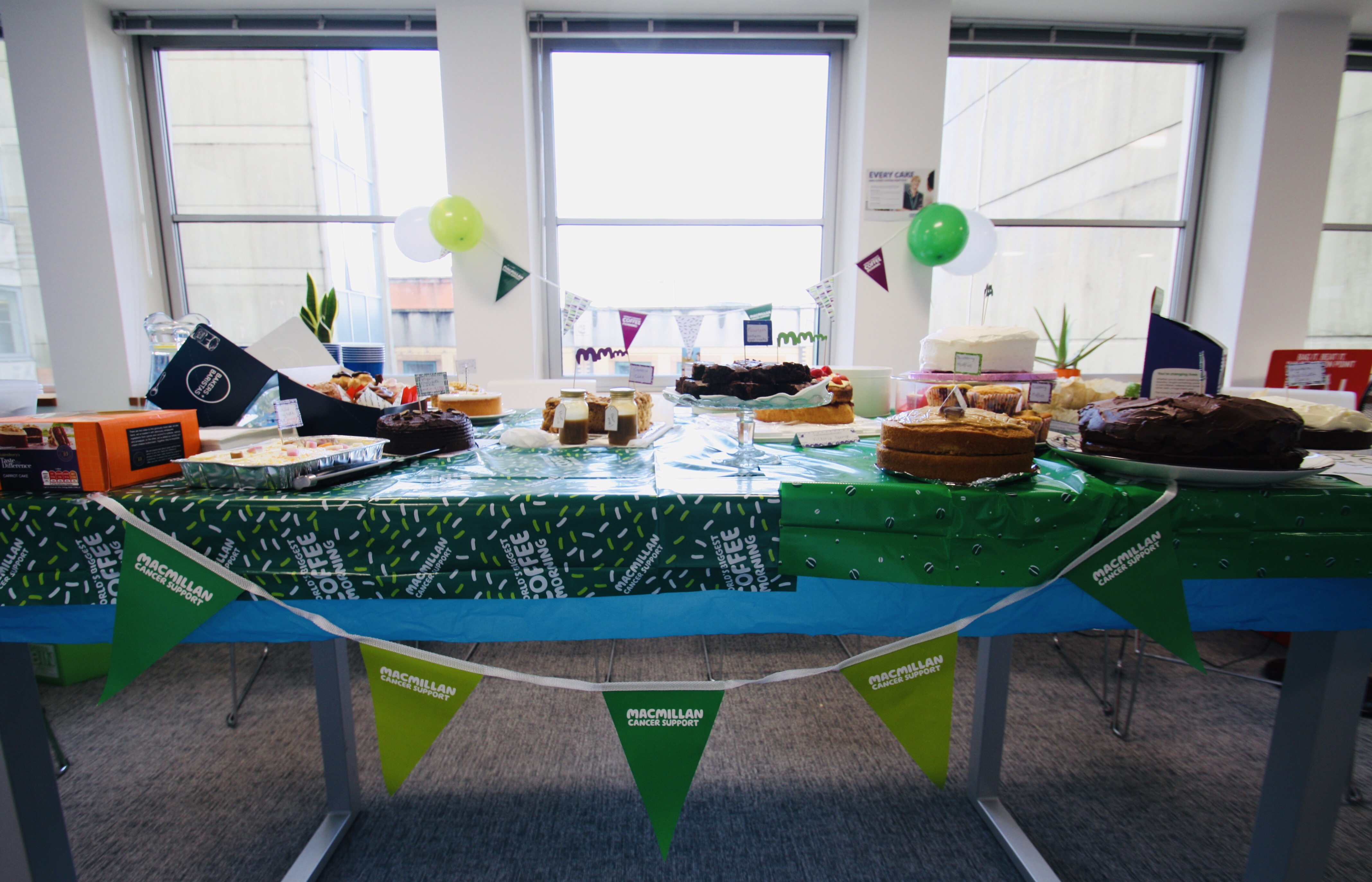 Macmillan Cancer Support UK