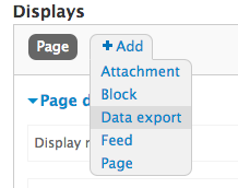Export Data From Views to CSV File | Appnovation