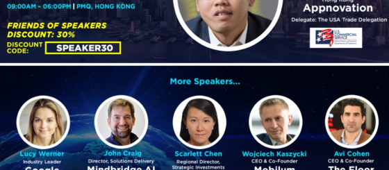 Fintech Summit 2018, Appnovation, Hong Kong