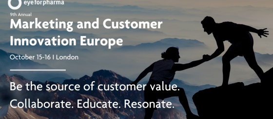 eyeforpharma's Marketing and Customer Innovation Europe